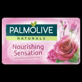 Mydło Palmolive mleko i róża kostka 90g Colgate-Palmolive