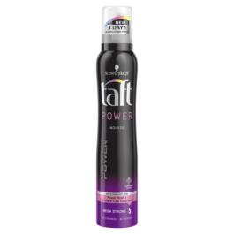 Pianka do włosów Taft power cashmere 5 250ml Schwarzkopf