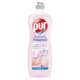 Płyn do naczyń Pur balsam dłonie i paznokcie 750ml Henkel