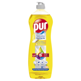 Płyn do naczyń Pur cytryna 750ml Henkel