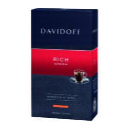 Kawa mielona Davidoff rich aroma 250g Tchibo