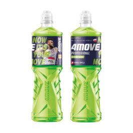 Napój izotoniczny 4 Move lime mint 750ml Foodcare