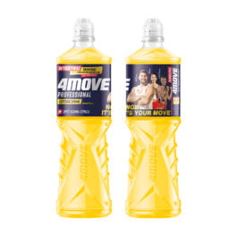 Napój izotoniczny 4 Move lemon 750ml Foodcare