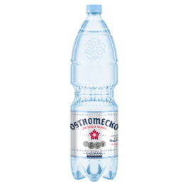 Woda mineralna Ostromencko gazowana 1,5l Foodcare