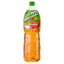 Napój tymbark  jabłko/brzoskwinia butelka 2L Maspex