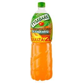 Napój tymbark  pomarańcza/brzoskwinia butelka 2L Maspex