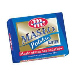 Masło extra polskie 200g Mlekovita
