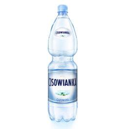 Woda mineralna Cisowianka gazowana 1,5l Nałęczów Zdrój