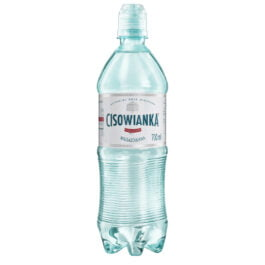 Woda mineralna Cisowianka niegazowana sport 700ml Nałęczów Zdrój