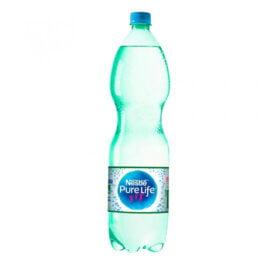 Woda mineralna Pure Life gazowana 1,5l Nestle
