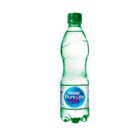 Woda mineralna Pure Life gazowana 500ml Nestle