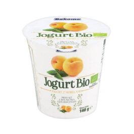 Jogurt Bio z morelami 140g Bakoma