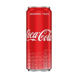 Napój coca cola puszka 0,33L Coca Cola