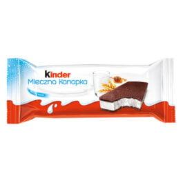 Baton Kinder Mleczna kanapka 28g Ferrero