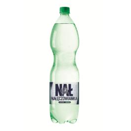 Woda mineralna Nałęczowianka gazowana 1,5l Nestle