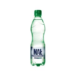 Woda mineralna Nałęczowianka gazowana 0,5l Nestle