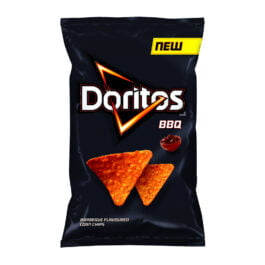 Chipsy kukurydziane Doritos BBQ 100g Frito Lay