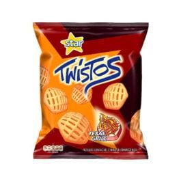 Chrupki ziemniaczane Twistos o smaku texas grill 70g Frito Lay