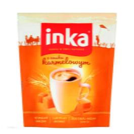 Kawa zbożowa rozpuszczalna Inka karmelowa 200g GRANA