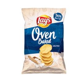 Chipsy Lay's Prosto z pieca solone 125g Frito Lay