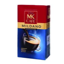 Kawa mielona MK cafe mildano bezkofeinowa 250g Strauss cafe