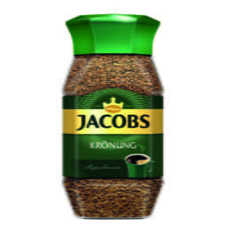 Kawa rozpuszczalna Jacobs Kronung 200g Jacobs Douwe Egberts