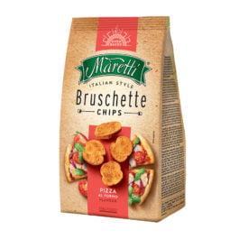 Pieczywo Bruschetta Maretti o smaku pizzy 70g Italmex