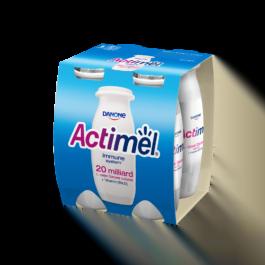 Jogurt naturalny Actimel 4x100g Danone