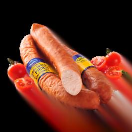 Kiełbasa morlińska z piersi kurczaka kg Animex