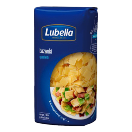 Makaron łazanki 500g Lubella
