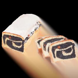 Ciasto strucla z makiem kg Społem PSS Kielce