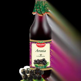 Syrop o smaku aroniowym 500ml Gomar Pińczów