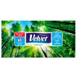 Chusteczki higieniczne Velvet dream 90szt. Klucze