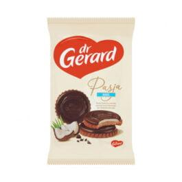 Ciastka pasja z kremem kokosowym 170g Dr Gerard