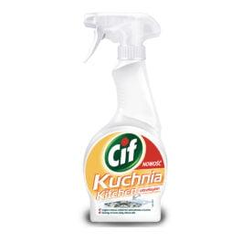 Płyn do czyszczenia Cif do kuchni spray 500ml Unilever