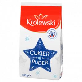 Cukier puder królewski 400g Sudzucker