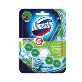 Kostka toaletowa Domestos power 5 pine 55g Unilever Polska