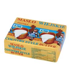 Masło extra wiejskie Rolmlecz 200g Mlekpol