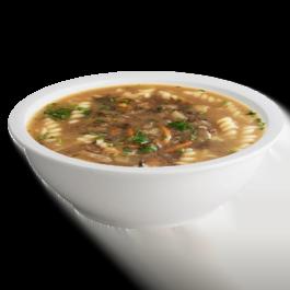 Zupa pieczarkowa z makaronem 350g Społem PSS