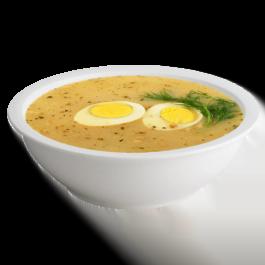 Zupa żurek z jajkiem 350g Społem PSS