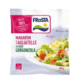 Makaron tagliatelle w sosie gorgonzola 450g Frosta