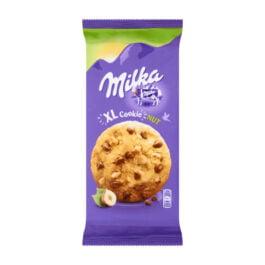 Ciastka Milka cookies xl hazelnut 184g Lu Polska