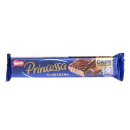 Wafel Princessa longa klasyczna dark 41g Nestle