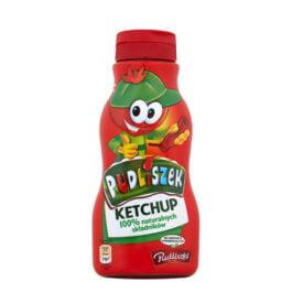 Ketchup dla dzieci Pudliszek 275g Heinz