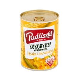 Kukurydza konserwowa Pudliszki 400g Heinz