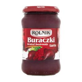Buraczki tarte 350g Rolnik