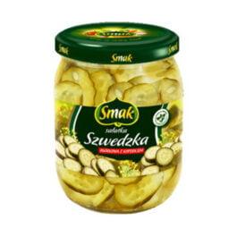 Sałatka szwedzka 500g Smak