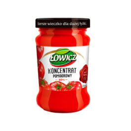 Koncentrat pomidorowy Łowicz 30% 190g Agros Nova