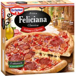 Pizza Feliciana salame&chorizo mrożona 320g Dr. Oetker
