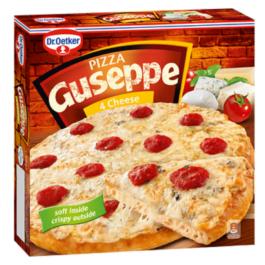 Pizza Guseppe 4 sery 425g Dr. Oetker
